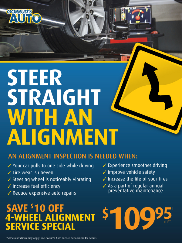 Vehicle Alignment